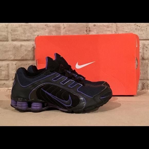 Nike Shoes | Womens Nike Shox Black And